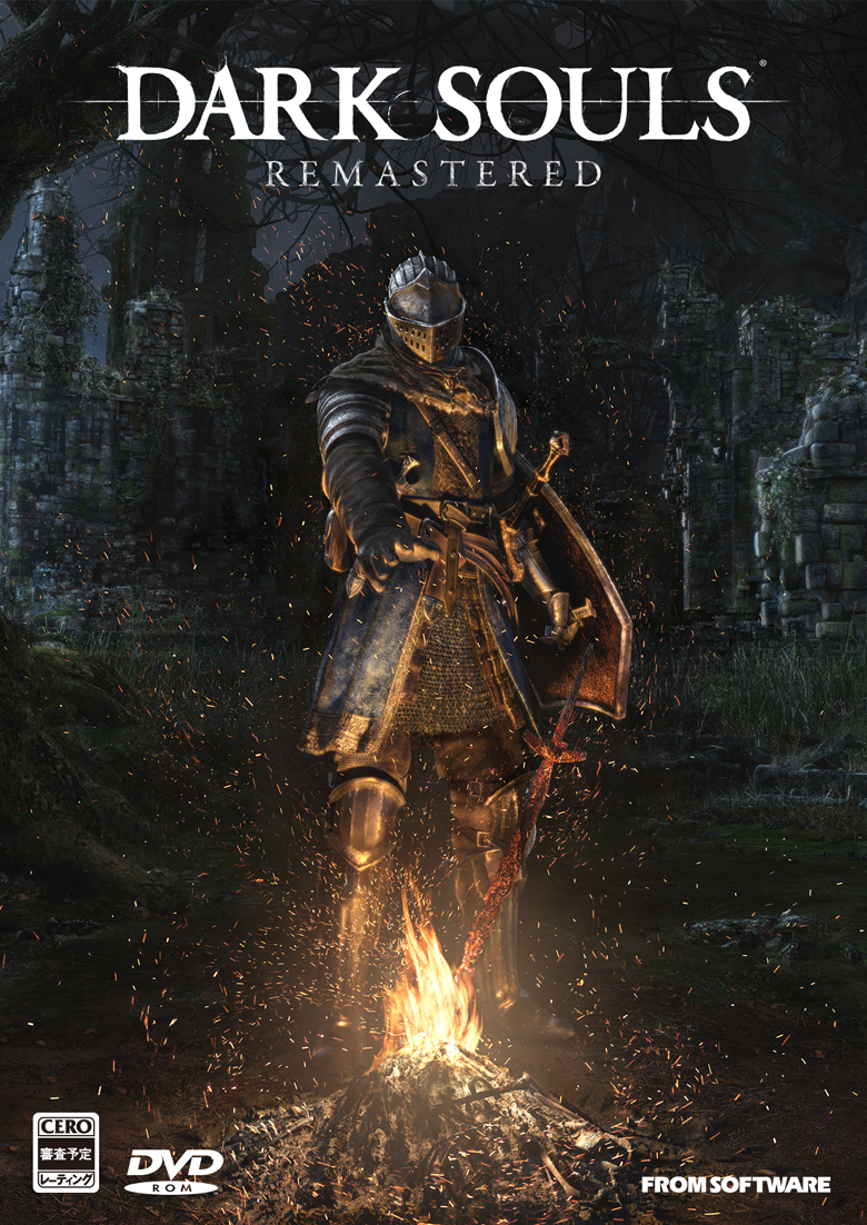 nolink,DARK SOULS REMASTERED公式サイト